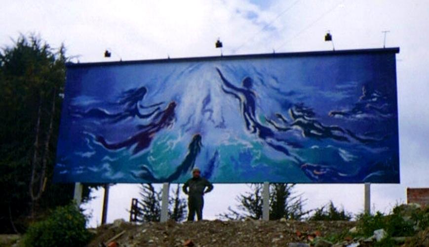 Zilveti-Aguas del Illimani , La Paz, Bolivie, 1999