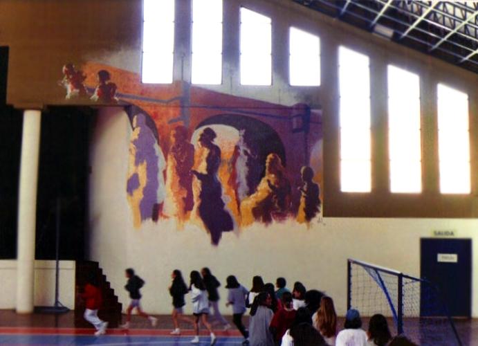 Colegio Franco Boliviano-B, La Paz, Bolivie, 1997